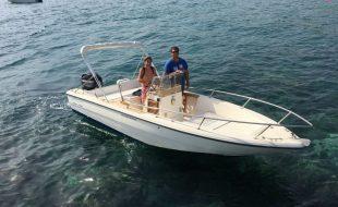 Escursioni in barca Isole Eolie Noleggio barche 14